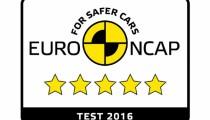 Euro NCAP: лучшая тройка 2016 года