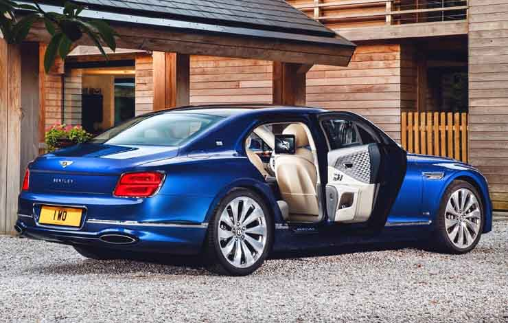 Bentley Flying Spur First Edition 2020 г.