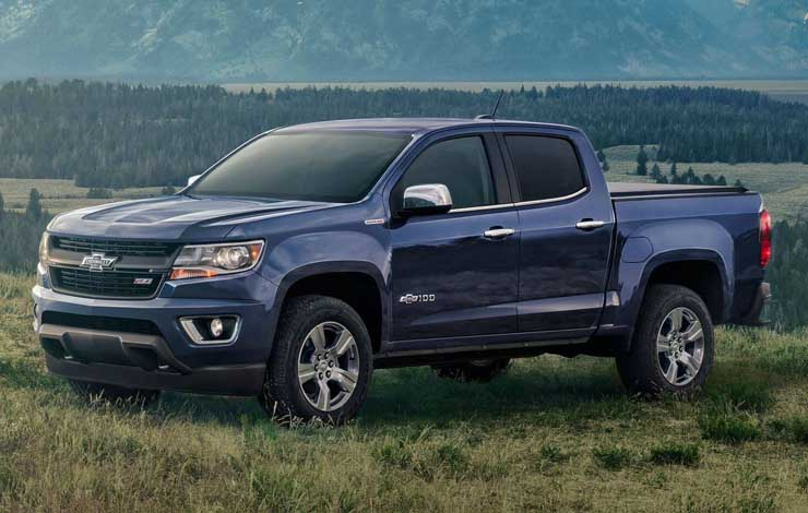 Chevrolet Colorado Centennial Edition