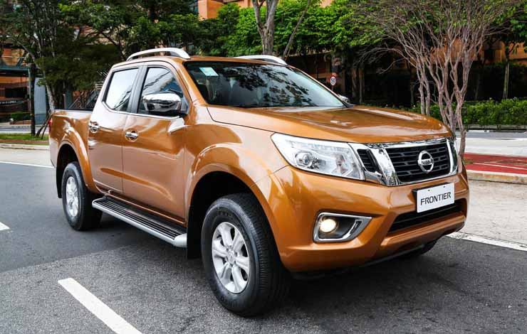 Nissan Frontier Double Cab
