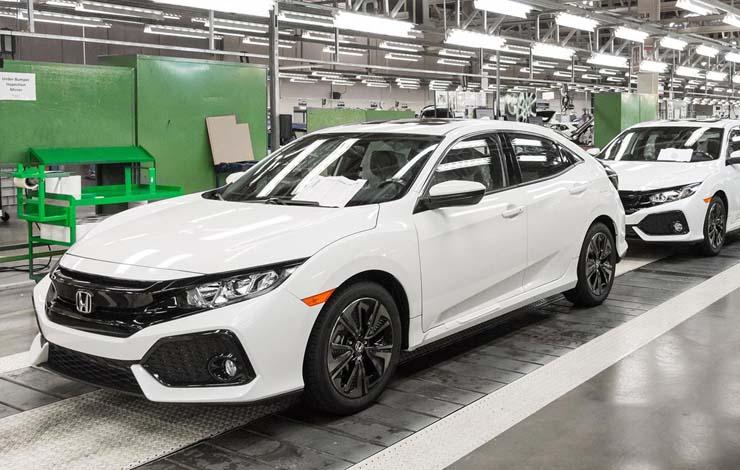 Honda Civic десятого поколения