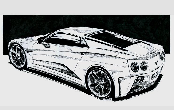 Corvette восьмого поколения