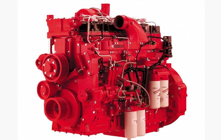 Дизель Cummins QSK19-C600 мощностью 600 л.с.