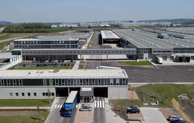 Завод BMW Group в г. Дингольфинг