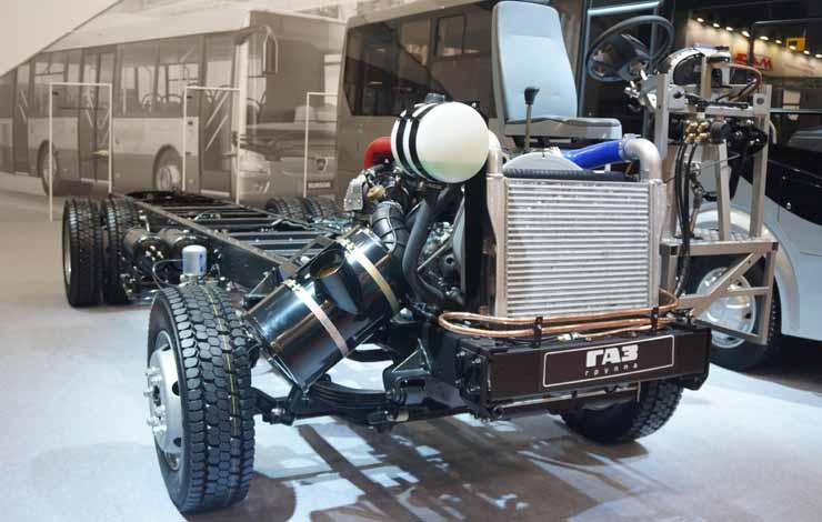 """Модернизированное шасси """"ГАЗона NEXT"""""""