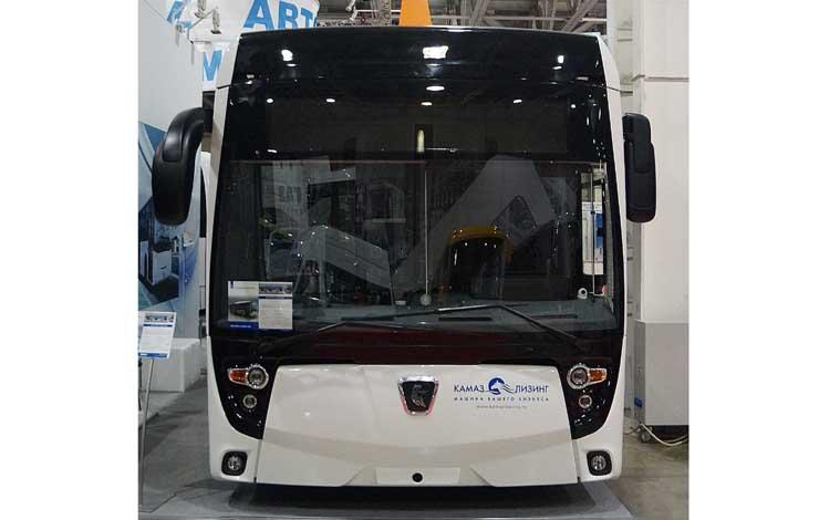 """Электробус """"второго поколения"""" КАМАЗ-6282"""