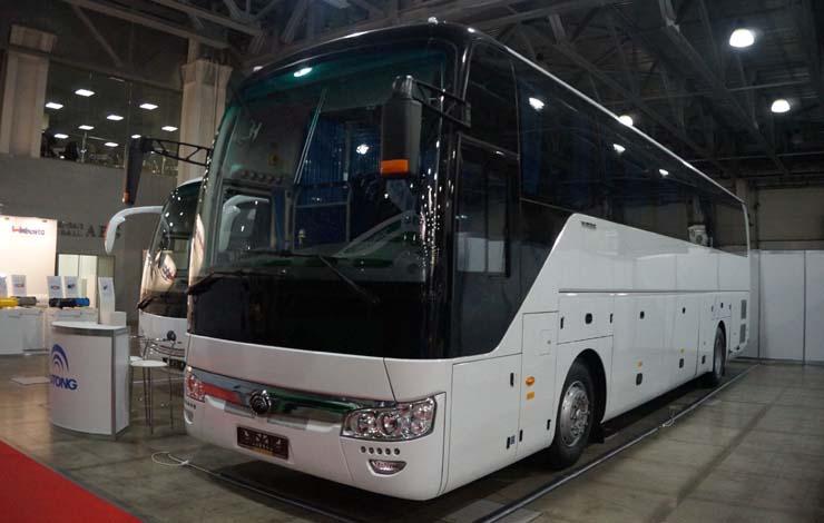 Междугородный автобус Yutong ZK6122H9