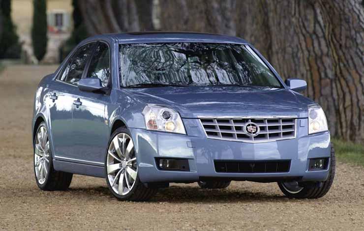 Cadillac BLS 2006 г.