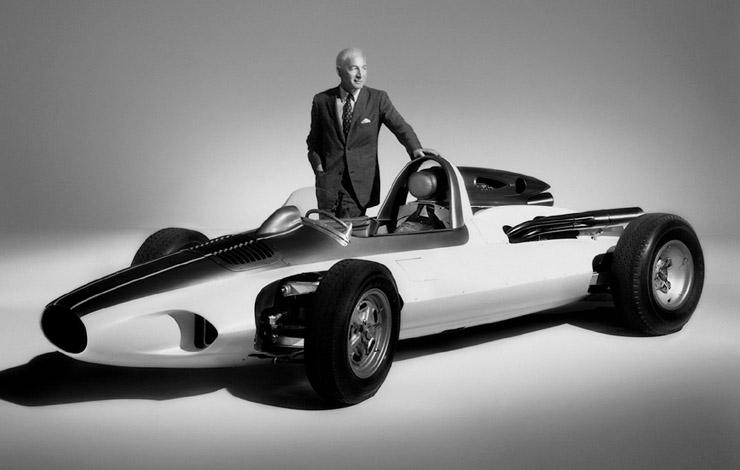 Зора Аркус-Дантов и Corvette CERV I
