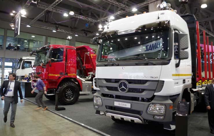 Mercedes-Benz - лидер рынка