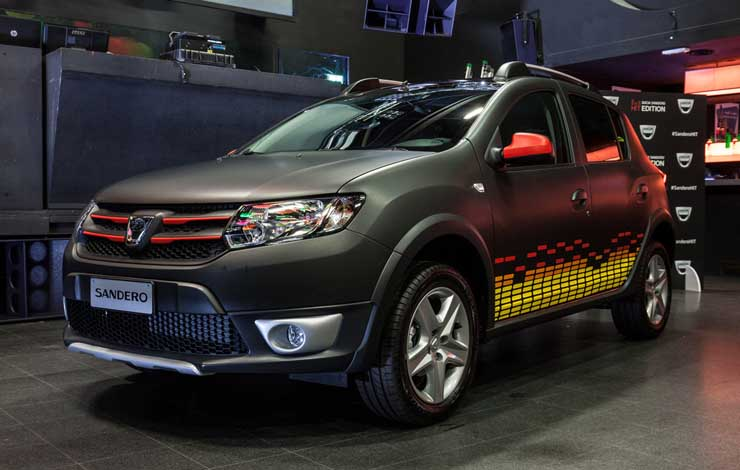 Dacia Sandero Stepway Hit Edition