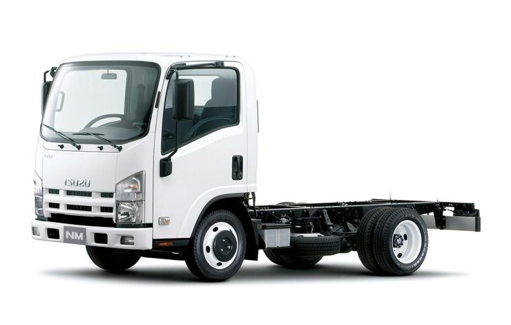 Малотоннажный грузовик ISUZU NMR85