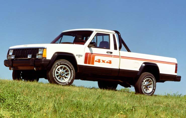 Jeep Comanche 1984-92 г.г.