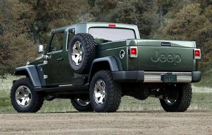 Jeep Gladiator Concept