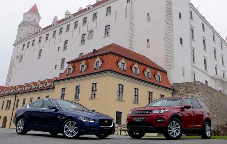 В октябре 2018 года в Словакии начнёт работу завод Jaguar Land Rover