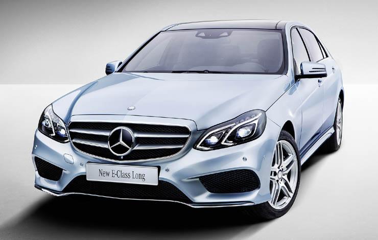 Mercedes-Benz E 400 L Hybrid