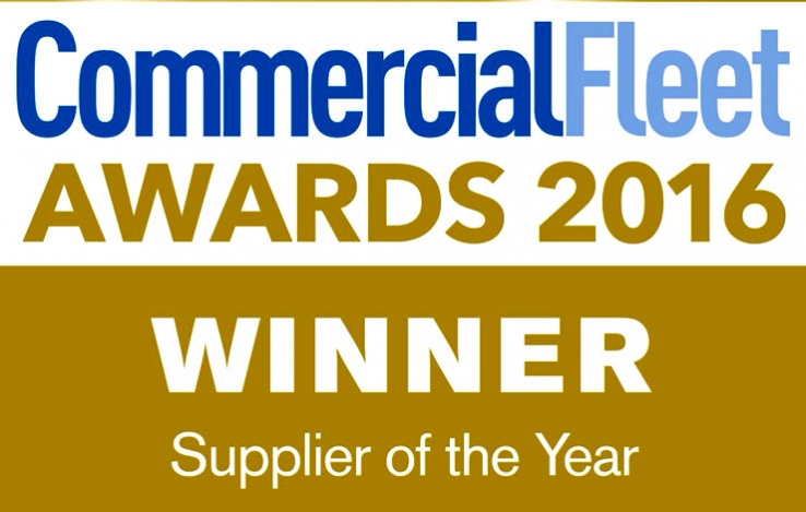 DAF – обладатель Commercial Fleet Awards 2016