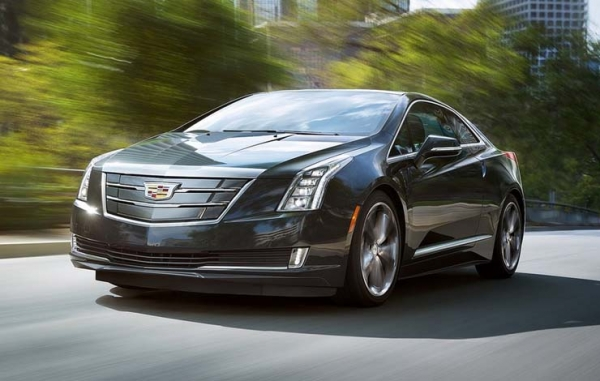 Good-bye, Cadillac ELR