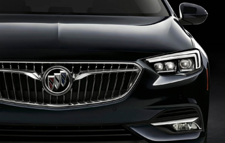 Buick Regal TourX против Subaru и Volvo
